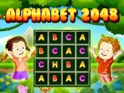 Alphabets 2048