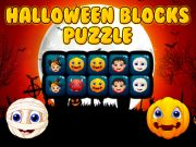Play Halloween Blocky Challenge
