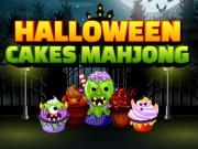Halloween Cakes Mahjong