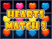 Hearts Match 3