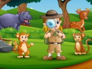Jungle Explorer Jigsaw