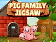 Pig Family Jigsaw